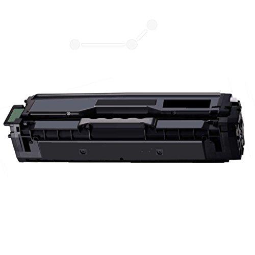Rebuilt Toner schwarz ersetzt Samsung CLTK504SELS