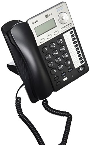 AT&T SB35025 Syn248 Corded Deskset Phone System by AT&T