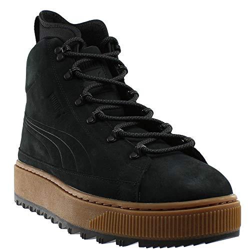d139ec75140 PUMA Men's The Ren Boot NBK Sneaker, Black, 5.5 M US