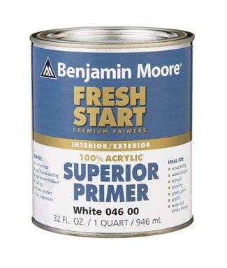 Amazon Com Benjamin Moore Fresh Start Superior Latex Primer Home
