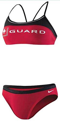 Nike Lifeguard Sport Two-Piece Swimsuit