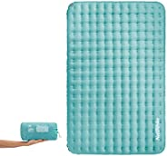 Naturehike Sleeping Pad - Inflatable Camping Air Mattress - Light and Compact - for Backpacking, Self-Driving