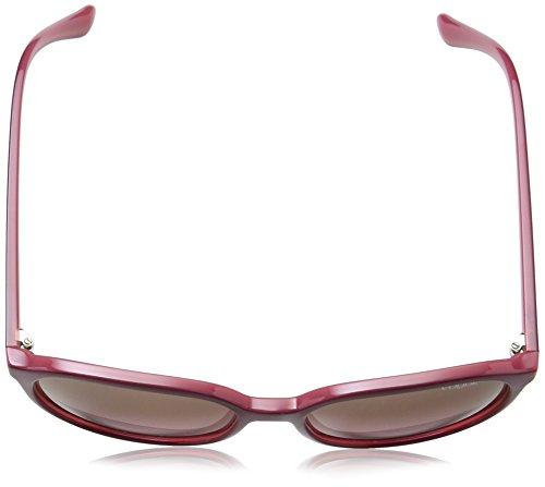Vogue Lunettes de soleil Mod.2939SM Top purple/opal pink/Pink gradientbrown, 55