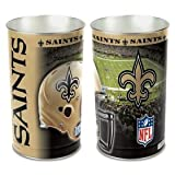 WinCraft New Orleans Saints Wastebasket