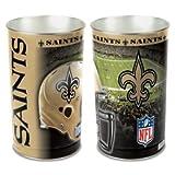WinCraft New Orleans Saints Wastebasket
