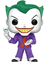 Funko - 155 - Pop - DC Comics - Batman Animated Series - The Joker