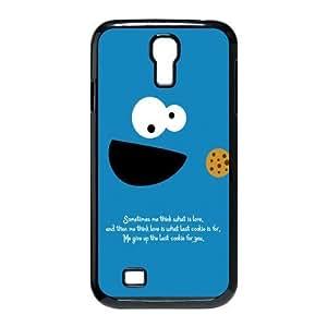 Custom Chocolate Design Plastic Case for Samsung Galaxy S4