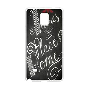 Customized Case Cover for SamSung Galaxy Note4 - There's No Place Like Home case 3