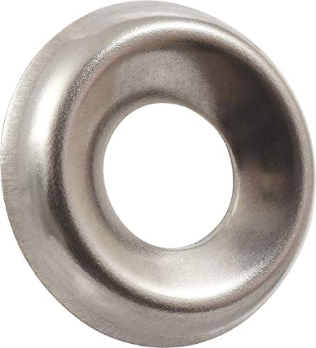 (The Hillman Group 2907 Number-10 Stainless Steel Finish Washer, 35-Pack)