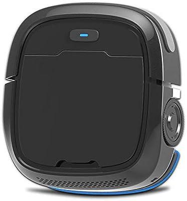 YUHT Robot Aspirador Fregasuelos, Tanque de Agua Limpiador de Trapeador Húmedo/seco con Sensor de Suciedad Alta Succión y Trapeado Inteligente para Suelo Duro y Alfombra: Amazon.es: Deportes y aire libre