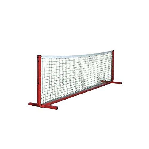 Jeu de mini tennis mobile 4m sans filet BWA Sports TN38176