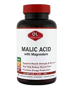 Malic Acid 500mg, 90 cap ( Multi-Pack)