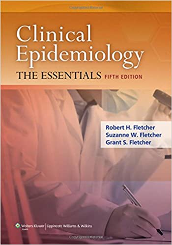 Book clinical epidemiology