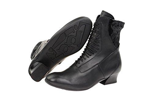 Think Elisa, Zapatillas de Estar por Casa para Mujer negro