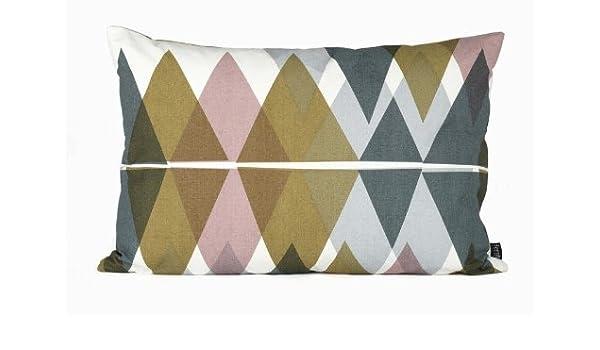 Ferm Living Spear Cushion - Multi - Small: Amazon.es: Hogar