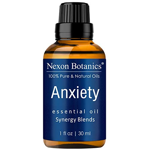 Anxiety Essential Oil Synergy Blend product image