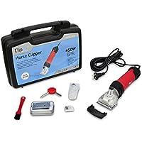 Esquiladora Eléctrica Para Caballos 450W, 220V, Fácil De