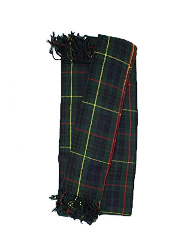 Pro Scottish LLC Scottish Tartan Piper Plaid 13oz (Hunting Stewart Tartan)