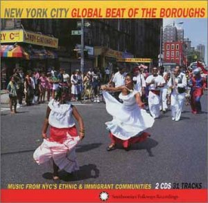 New York City: Global Beat of the Boroughs by Smithsonian Folkways Recordings