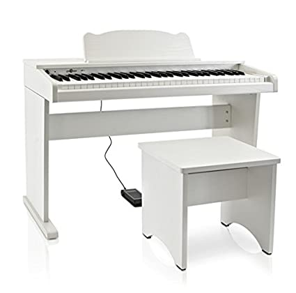 Piano Digital Junior JDP de Gearmusic Blanco