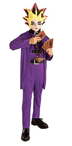 Halloween Costumes For 20 Year Old Guy (Yu Gi Oh Child Costume)
