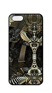TUTU158600 Design Phone Protective Cover case iphone 5s black - Mechanical Heart Sculptures