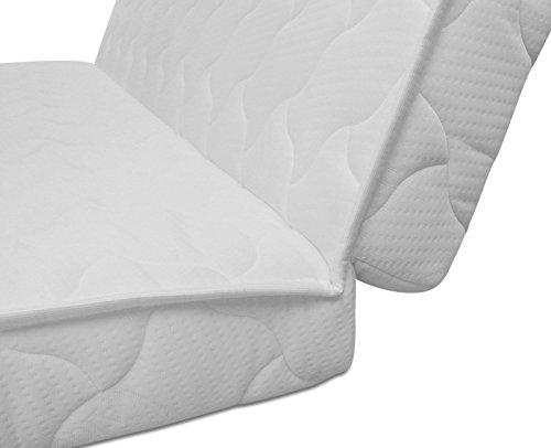 Baldiflex materasso per divano letto brio pronto letto for Divano letto materasso ortopedico