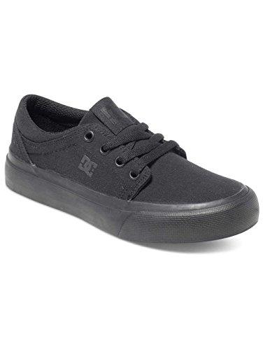TX Hombre Black Black Zapatillas Trase para DC Shoes Black 1q4w66