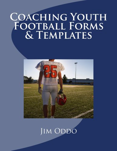 Coaching Youth Football Forms & Templates ()