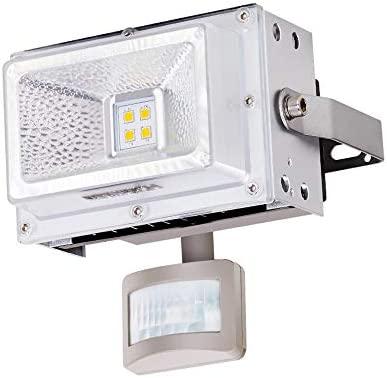 Luz de seguridad al aire libre con sensor de movimiento 30W / 50W ...