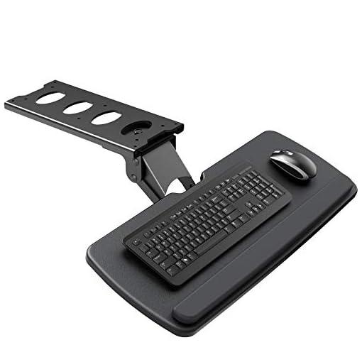 HUANUO Keyboard Tray Under Desk