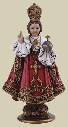 Saint Joseph's Studio Infant Of Prague * Saint Catholic Figurine Patron 46488 by Roman Inc. by Unknown
