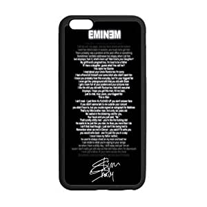 Beautifulcase Custom Eminem Song and Signature cell phone case cover Laser Technology for iPhone 6 Plus 96vXMyAo4l9 Designed by HnW Accessories