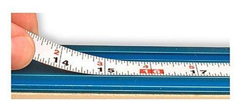 (Kreg KMS7724 12' Self-Adhesive Measuring Tape (Left-Right Reading))