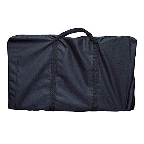 (i COVER Carry Bag-Heavy Duty Water Proof 600D Polyester Canvas Carry Bag Sized for Blackstone 36 Inch Griddle Top or Grill Top.)