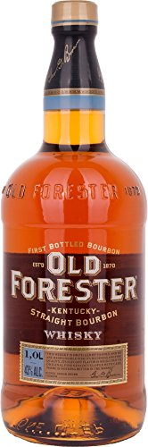 Old Forester Kentucky Straight Bourbon Whisky 43% 1 l