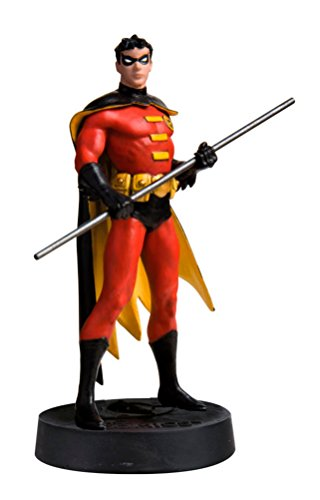 Eaglemoss Dc Comics - Eaglemoss DC Comics Super Hero Collection: Robin Figurine
