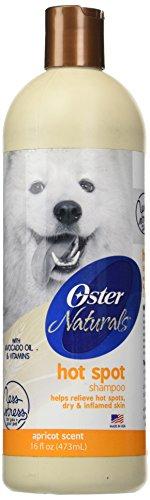 Oster Less Stress Hot Spot Shampoo