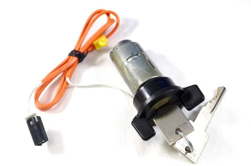- PT Auto Warehouse ILC-161L - Ignition Lock Cylinder with Keys - with Automatic Transmission