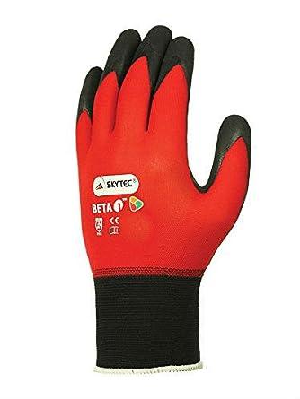 color rojo//negro Pack de 2 Skytec guantes sky50-xs Beta 1/guantes, talla XS