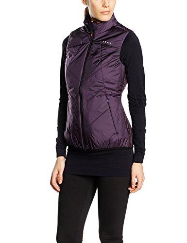 FALKE unidad Chaleco Vest Hybrid Women morado - Nightberry