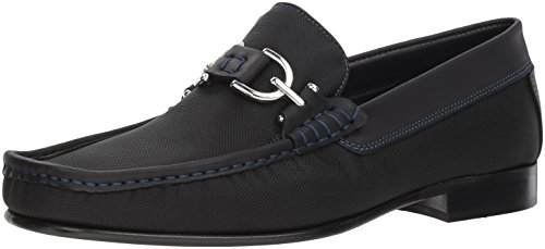 Donald J Pliner Men's Dacio-N Loafer Black 15 D US