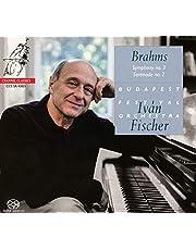 Brahms: Symphony No. 3 Serenade No. 2