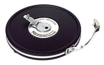 Keson MC-18-100 100 Fiberglass Measuring Tape