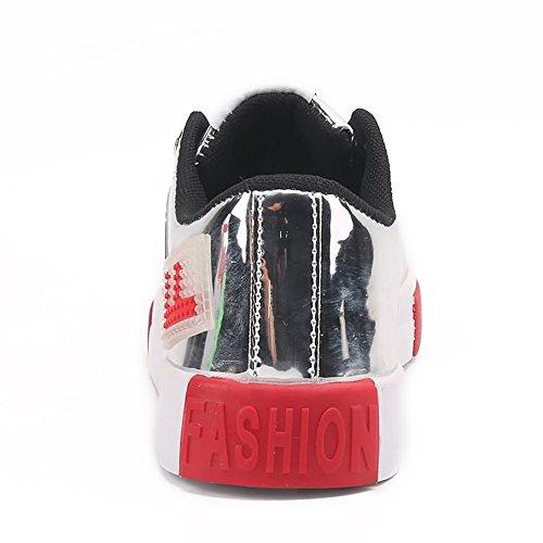 Shufang Uomo Silver Shufang shoes shoes Mocassini Mocassini EXf7w0Cqw