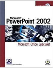 Microsoft Powerpoint 2002: Microsoft Office Specialist