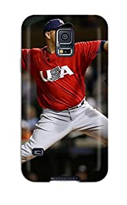 S5 Scratch-proof Protection Case Cover For Galaxy/ Hot Arizona Diamondbacks Phone Case