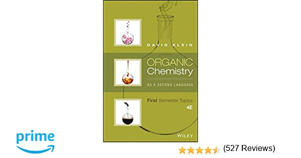 Amazon david r klein books biography blog audiobooks kindle organic chemistry as a second language first semester topics fandeluxe Choice Image