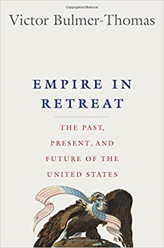 cover image, Empire in Retreat: The Past, Present, and Future of the United States
