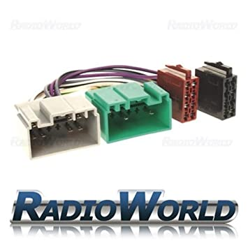 volvo s40 s60 s70 s80 iso wiring harness connector amazon co uk rh amazon co uk iso wiring harness colors iso wiring harness adaptor